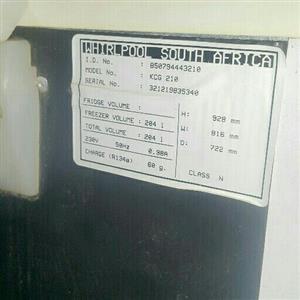 K.I.C deep freezer