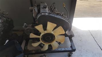 Hyundai H100 D4BA 2.5 Diesel Engine