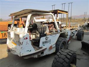 Boart Longyear UV60/80 Utility Vehicle - ON AUCTION