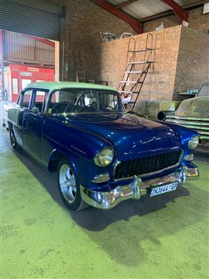 1955 Chevrolet belair / 210