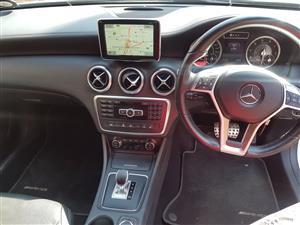 2014 Mercedes Benz A Class A45 AMG 4Matic