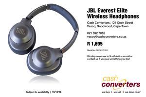 JBL Everest Elite Wireless Headphones