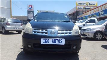 2009 Nissan Grand Livina 1.6 Acenta+