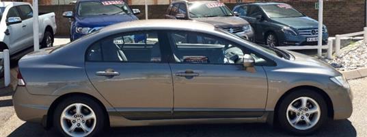2007 Honda Civic sedan 1.8 EXi