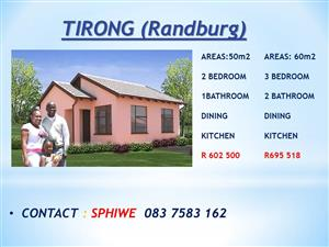 houses for sale at Randburg in Kya Sands