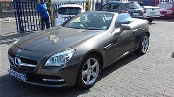 2013 Mercedes Benz SLK 200
