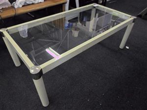 Coffee Table - Glass Top