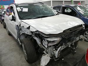 2012 Mitsubishi ASX 2.0 5DR GLS A/T