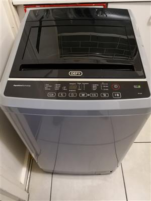 8Kg Defy Washing Machine Top Loader R2700
