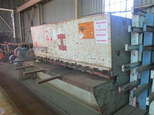 Heli CS16 X 3100 Guillotine Cutter - ON AUCTION