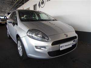 2013 Fiat Punto 1.4 Easy