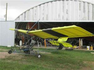 Quicksilver mxl2 sport microlight