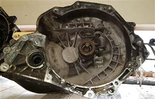 OPEL ASTRA CLASSIC 1.6 GEARBOX