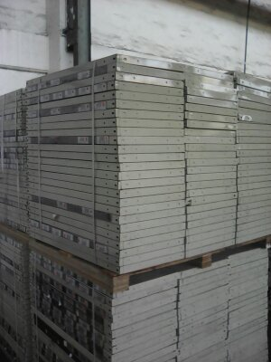 Secondhand Shelving good condition