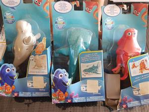 Finding Dory figurines