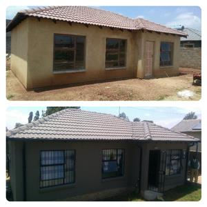 3 beds with 2 bathrooms in lenasia South