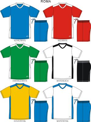 Discounted Soccer kit 14 Tops 14 Shorts 1 Goalkeeper and 15 Socks R 2600