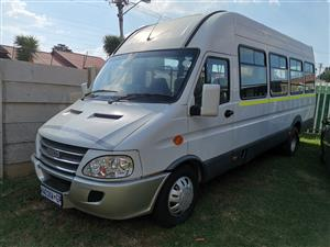 20 Seater Mini Bus and PDrP Driver For Hire
