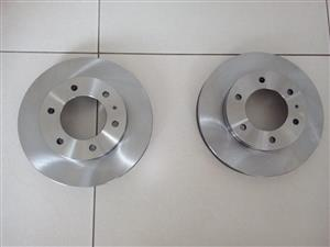 FORD RANGER T6 2012/16 BRAND NEW FRONT BRAKE DISCS FORSALE PRICE R895 EACH