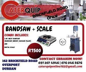 NEW MEAT CUTTING MACHINES FOR SALE