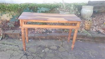 Blackwood server table or sideboard