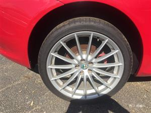 2007 Alfa Romeo GT 3.2 V6 Distinctive