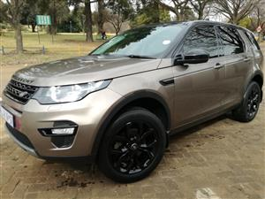 2015 Land Rover Discovery Sport SE Si4