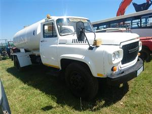 Nissan UG780 (8000L) Watertanker