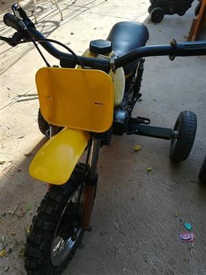 Suzuki JR50.. ( kort wheelspacer)