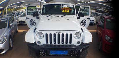 2014 Jeep Wrangler Unlimited 2.8CRD Altitude