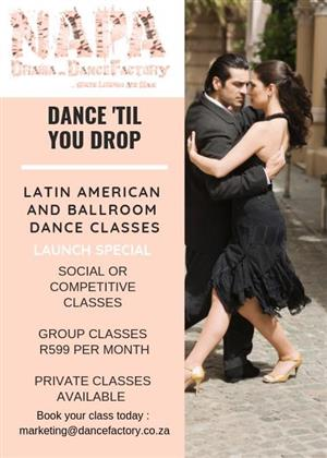 Wedding and Ballroom Dance Lessons