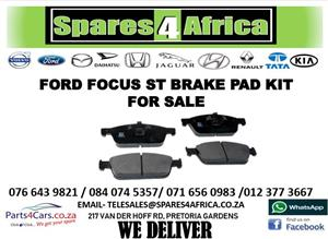 FORD FOCUS ST BRAKE PAD KIT