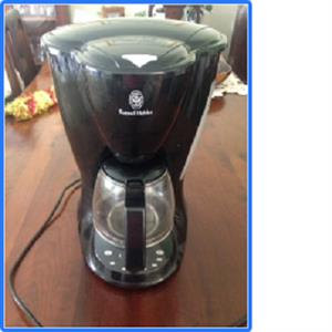 RUSSELL HOBBS GRIND AND BREW COFFEE MAKER MODEL 14752