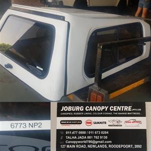 nissan np200 executop canopy