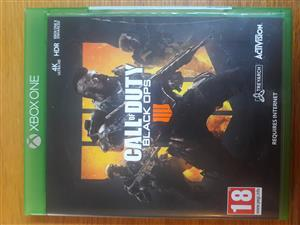 Xbox One Call of Duty Black Ops