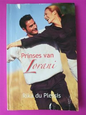 Prinses Van Lorani - Rika Du Plessis - Lapa.