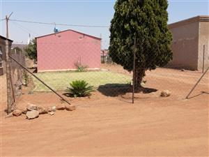 HOUSE IN MABOPANE EXT U AVAILABLE FOR RENT