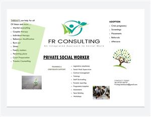 PRIVATE SOCIAL WORKER
