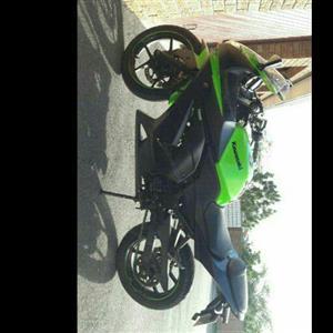 2012 Kawasaki EX250K8F Ninja 250R | Junk Mail