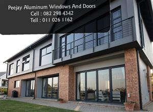 ALLUMINIUM GLASS WINDOWS AND DOORS