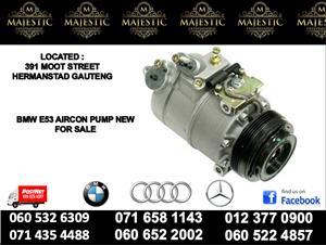 BMW e53 aircon pump for sale