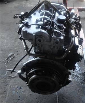 Engine, Jeep 2.5 crd