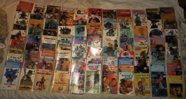 Western Novels x 138