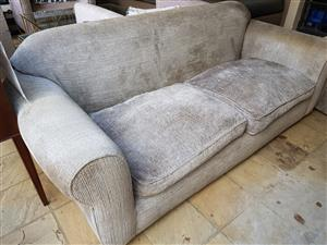 2 x 3 Seater Couch For Sale. R3500 for both.