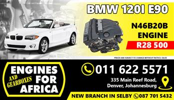 Bmw 120i E90 N46b20b Engine Junk Mail