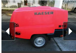 KAESER M50 COMPRESSOR