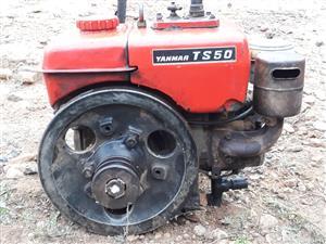 Yanmar TS50 Diesel Engin