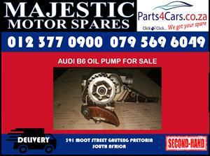 Audi A4 b6 oil pump for sale