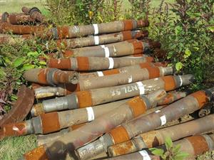 20 Ton Axles - Uitenhage - ON AUCTION