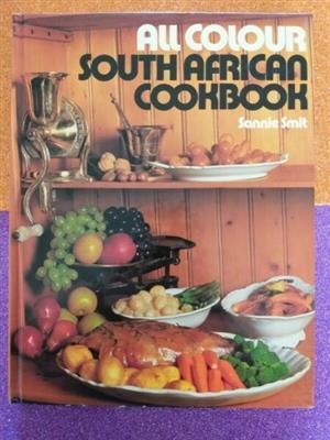 All Colour South African Cookbook - Sannie Smit.